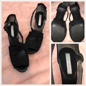 NWOT Banana Republic heels - size 9 1/2